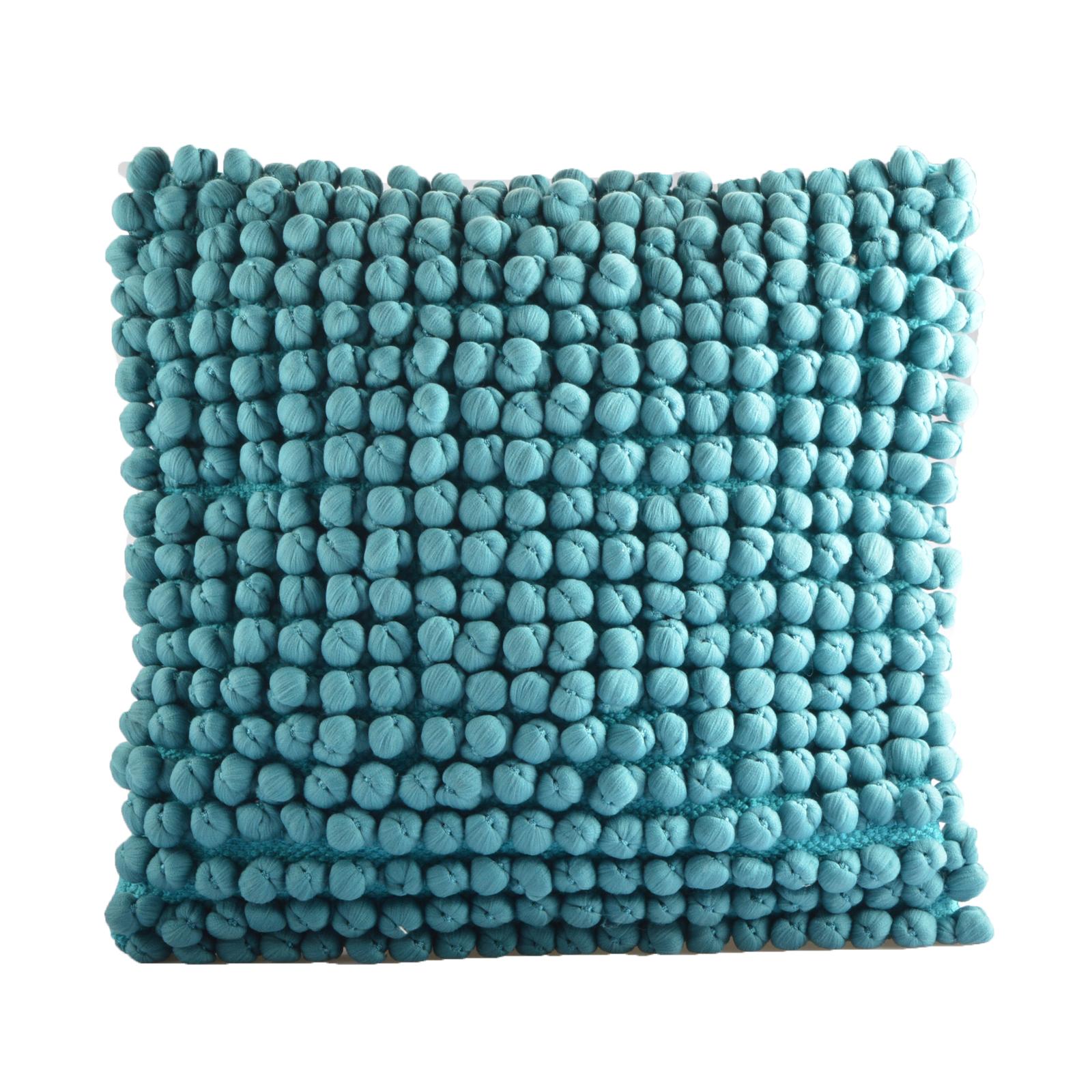 5 farben kissenh lle noppen dekokissen kissenbezug deko bezug 40 x 40 cm ebay. Black Bedroom Furniture Sets. Home Design Ideas