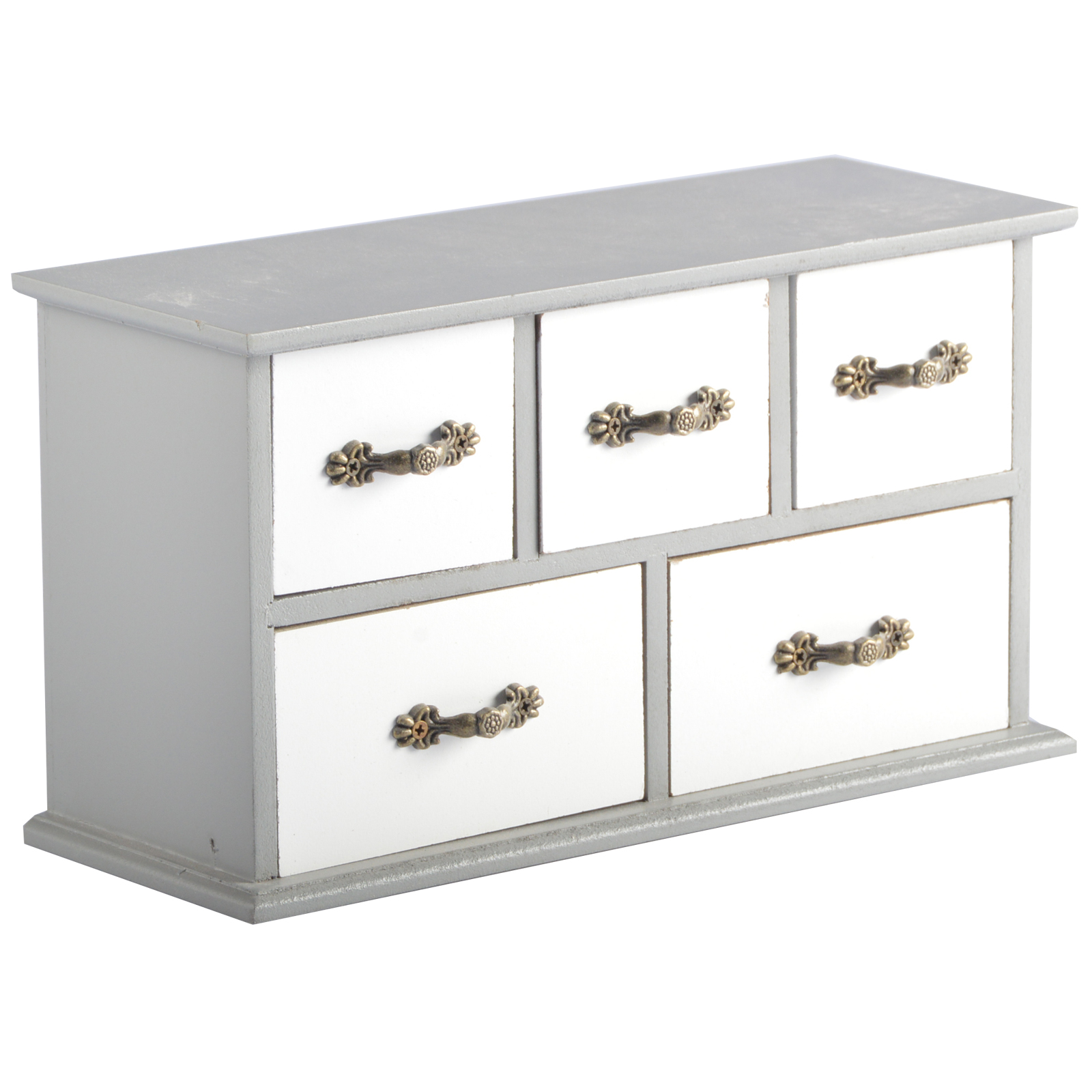 5 colours mini kommode metal handles 5 drawers wood. Black Bedroom Furniture Sets. Home Design Ideas
