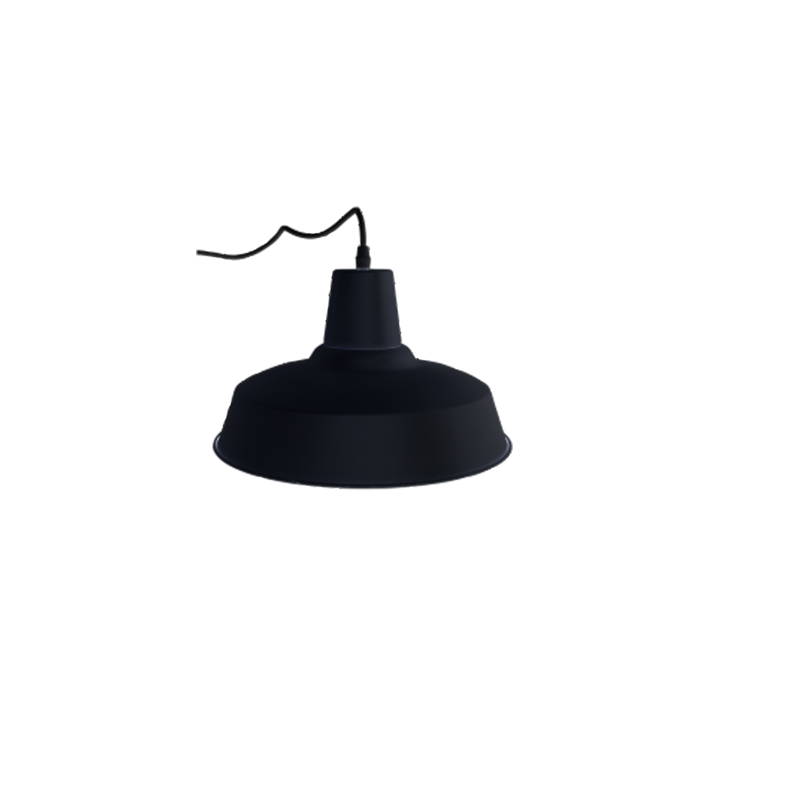2 couleurs lampe industrielle suspendue conception - Suspension style industriel ...