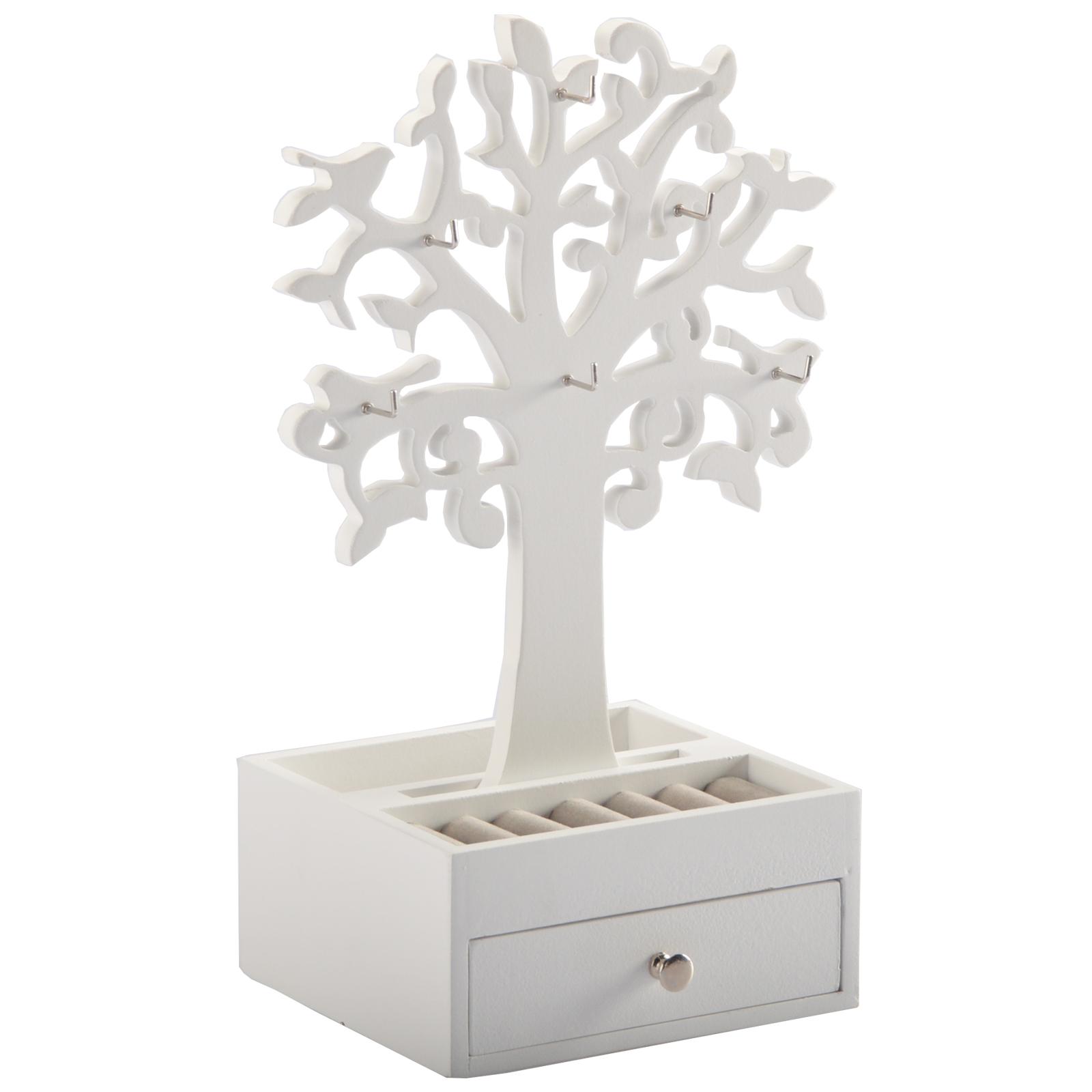 schmuckkasten abnehmbahrer schmuckbaum schmuckst nder. Black Bedroom Furniture Sets. Home Design Ideas