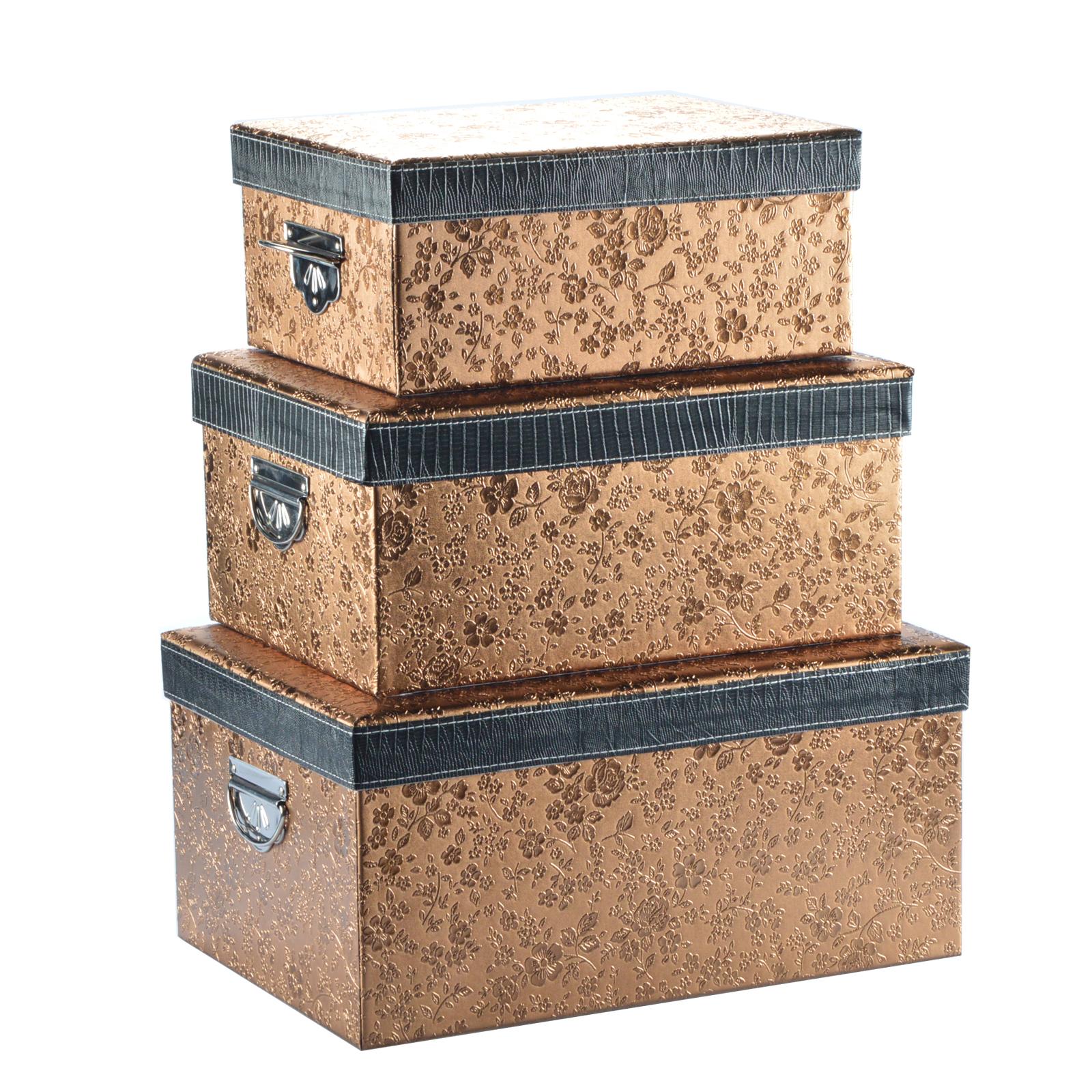 Deko Kisten deko kisten mit deckel dekoration ideen